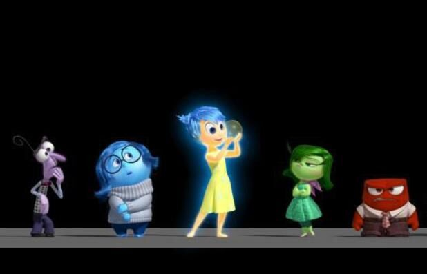 Pixar посвятит мультфильм эмоциям