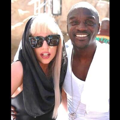 Видео: певец Akon о Lady GaGa