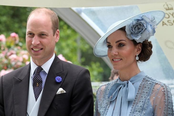 Принц Уильям и Кейт Миддлтон стали самыми влиятельными людьми Великобритании (Меган и Гарри — нет)