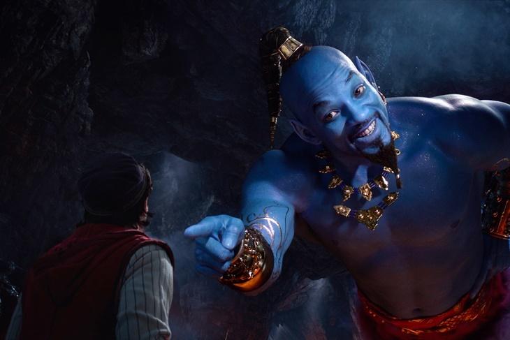 Студия Disney представила официальный трейлер «Аладдина»