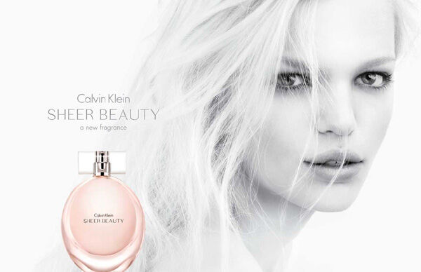 Sheer Beauty: новый аромат от Calvin Klein