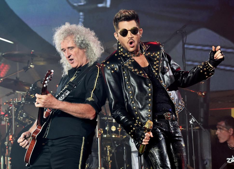Группа Queen и Адам Ламберт выступят на «Оскаре»