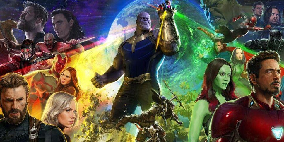 На рекламу «Мстителей: Война бесконечности» потратят 150 миллионов долларов