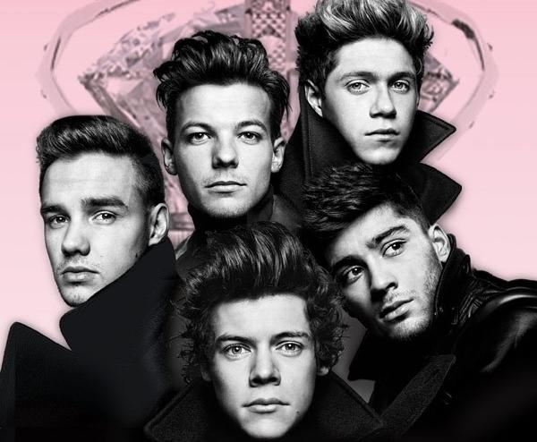 Рекламная кампания нового аромата One Direction That Moment: первый взгляд