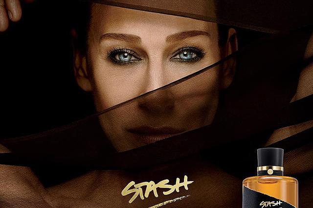 Сара Джессика Паркер снялась в рекламе своего нового аромата Stash