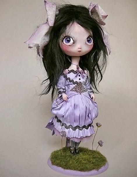 Интересные штучки: фабрика кукол Жульен Мартинес