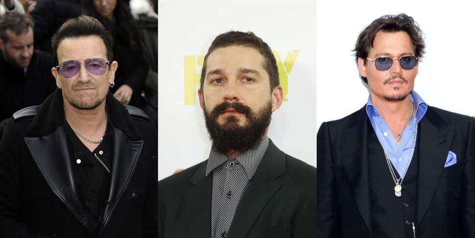 Боно, Джонни Депп и Шайа ЛаБаф вошли в список наименее влиятельных знаменитостей по версии GQ