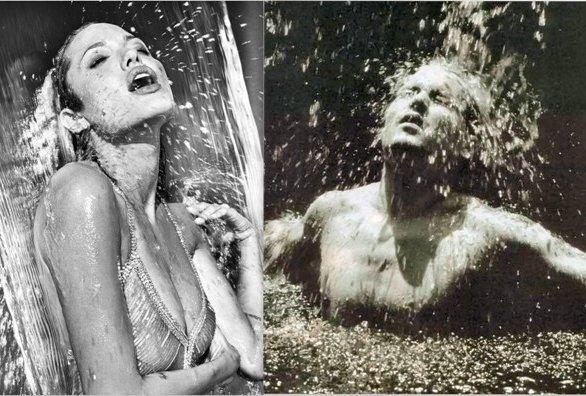 Описание постельной сцены Джонни Деппа и Анджелины Джоли