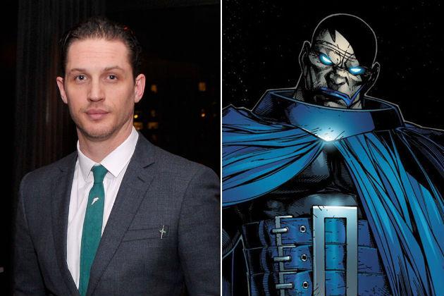 Том Харди станет первым мутантом на Земле