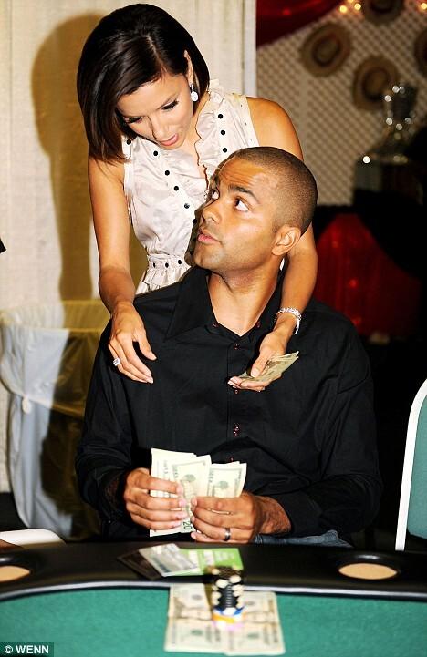 Ева Лонгория: дай мне, детка, еще немного денег