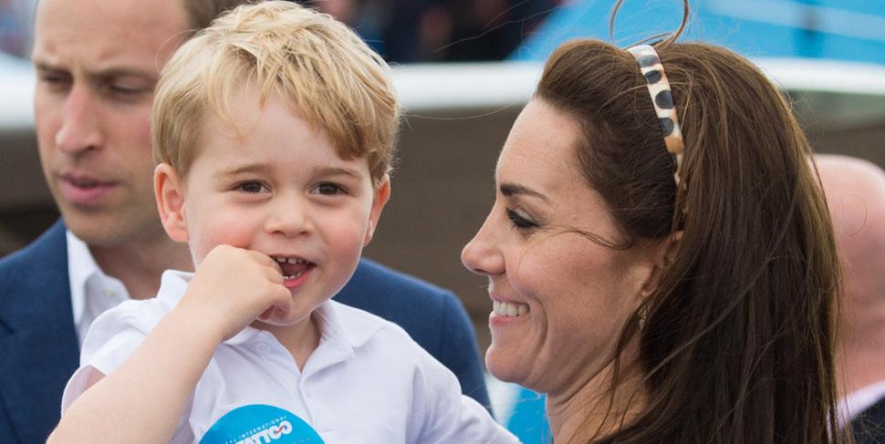 Кейт Миддлтон раскритиковали за игрушечный пистолет 4-летнего принца Джорджа