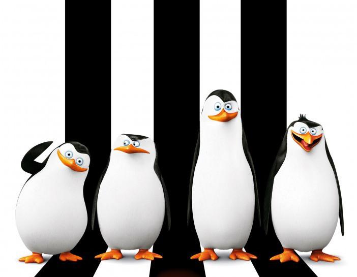 """Промо-трейлер мультфильма """"Пингвины Мадагаскара"""""""