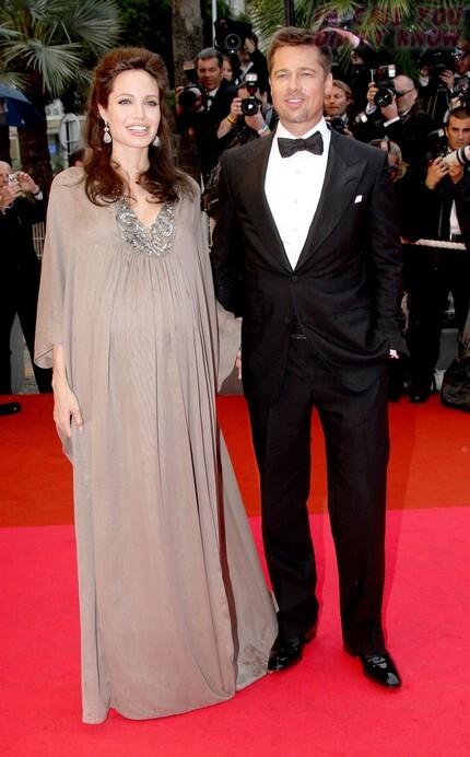 Анджелина Джоли никогда не хотела рожать детей