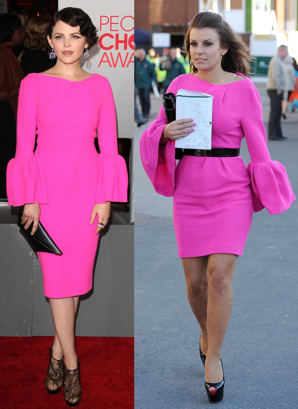 Fashion battle: Джиннифер Гудвин и Колин Руни