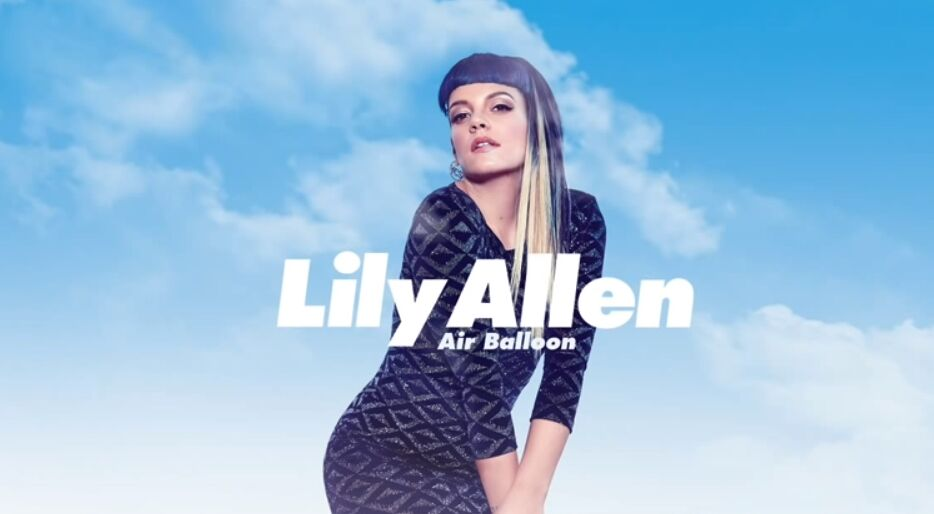 Новая песня Лили Аллен - Air Balloon