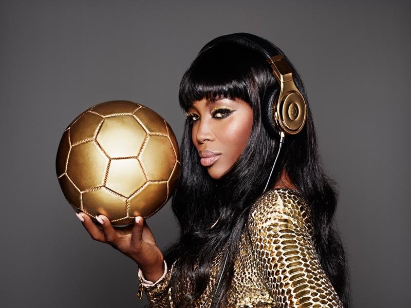 Золотые наушники Beats для победителя Чемпионата мира по футболу