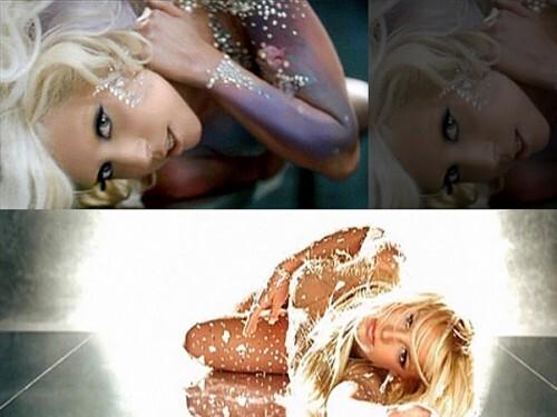 Новый дуэт: Lady GaGa и Бритни Спирс