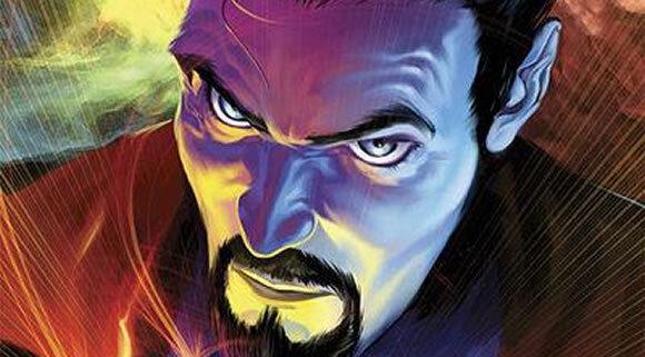Студия Marvel готовит сольный проект для доктора Стрэнджа