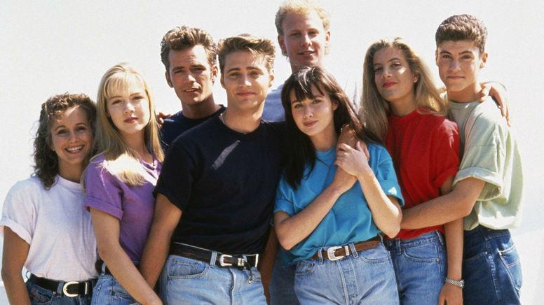 «Беверли-Хиллз, 90210»: Звёзды сериала тогда и сейчас
