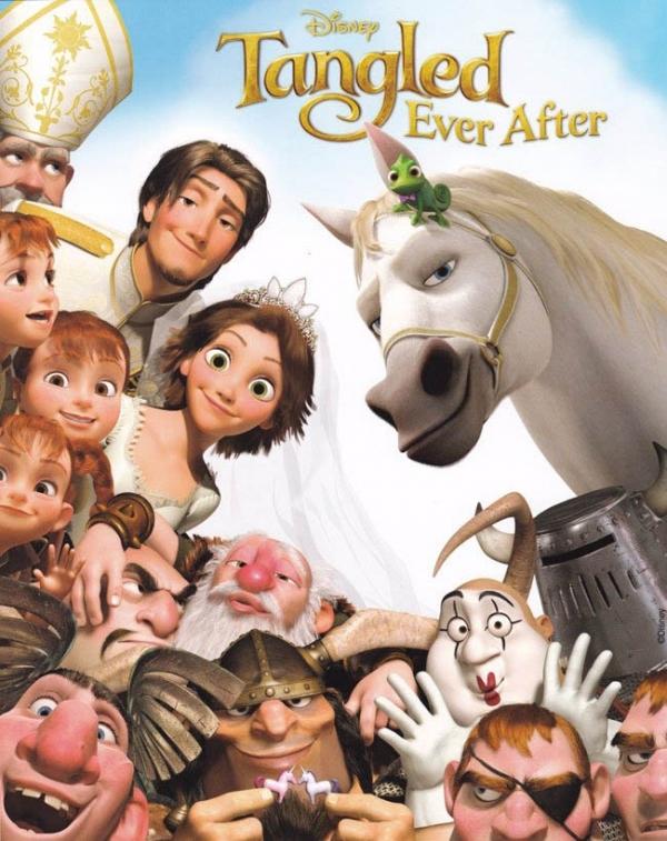 Disney снимет продолжение «Рапунцель»