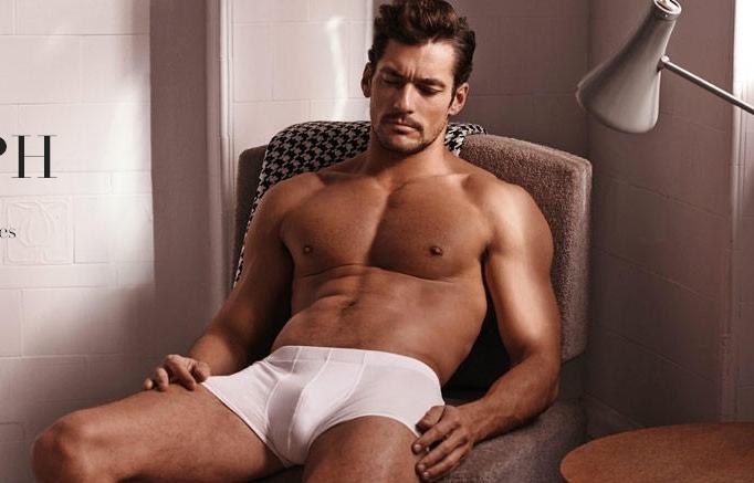 Дэвид Ганди выпускает коллекцию нижнего белья для Marks & Spencer
