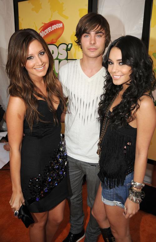 Звезды на Kids' Choice Awards 2009