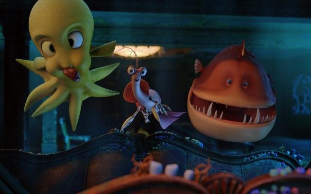 В Санкт-Петербурге и других городах России пройдет пресс-показ мультфильма «Подводная эра»