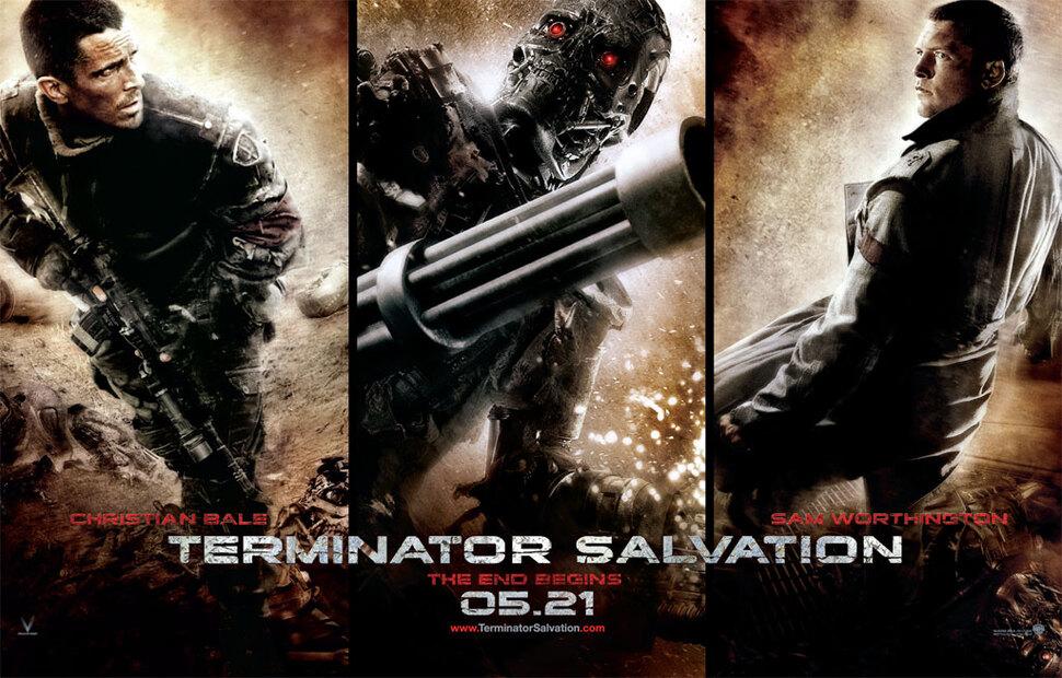 """Новый трейлер """"Терминатор 4: да придет спаситель"""""""