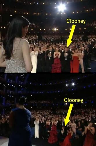 Американская общественность обвинила Клуни в расисзме