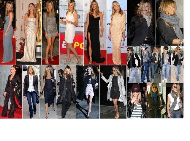 """У британок Дженнифер Энистон снова самая стильная: """"Она такая разная, но всегда на высоте."""""""