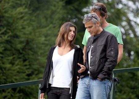 Джордж Клуни против итальянских папарацци