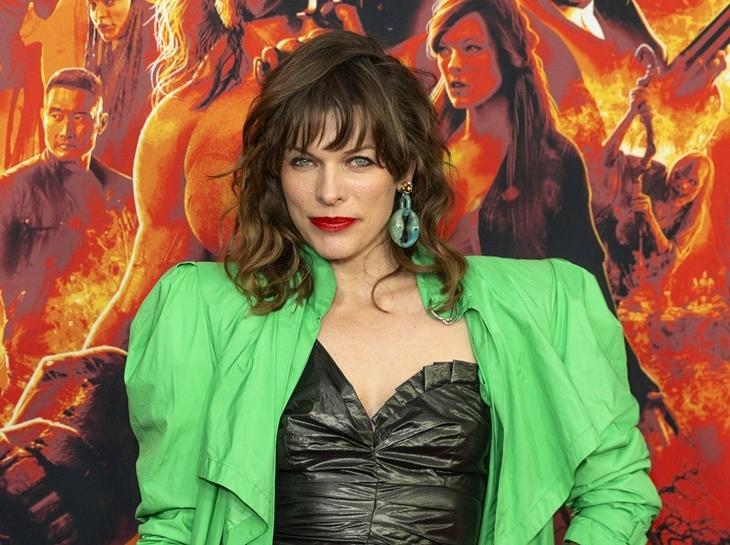Милла Йовович защитила «Хеллбоя» от нападок: «Все мои самые крутые фильмы были освистаны критиками»