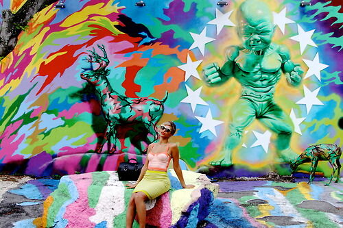 Звезды в социальных сетях: Кристина Риччи та еще лиса, а Кэти Перри настоящая гимнастка