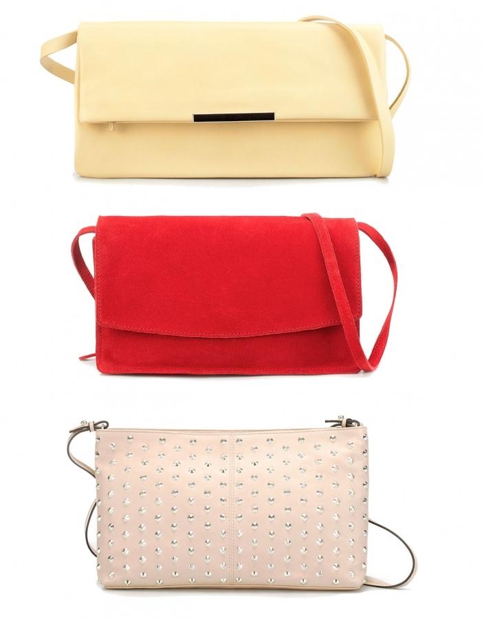 Коллекция сумок от Zara. Весна / лето 2012