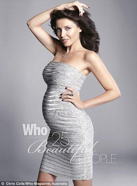 Данни Миноуг признана самой красивой женщиной по вресии журнала WHO