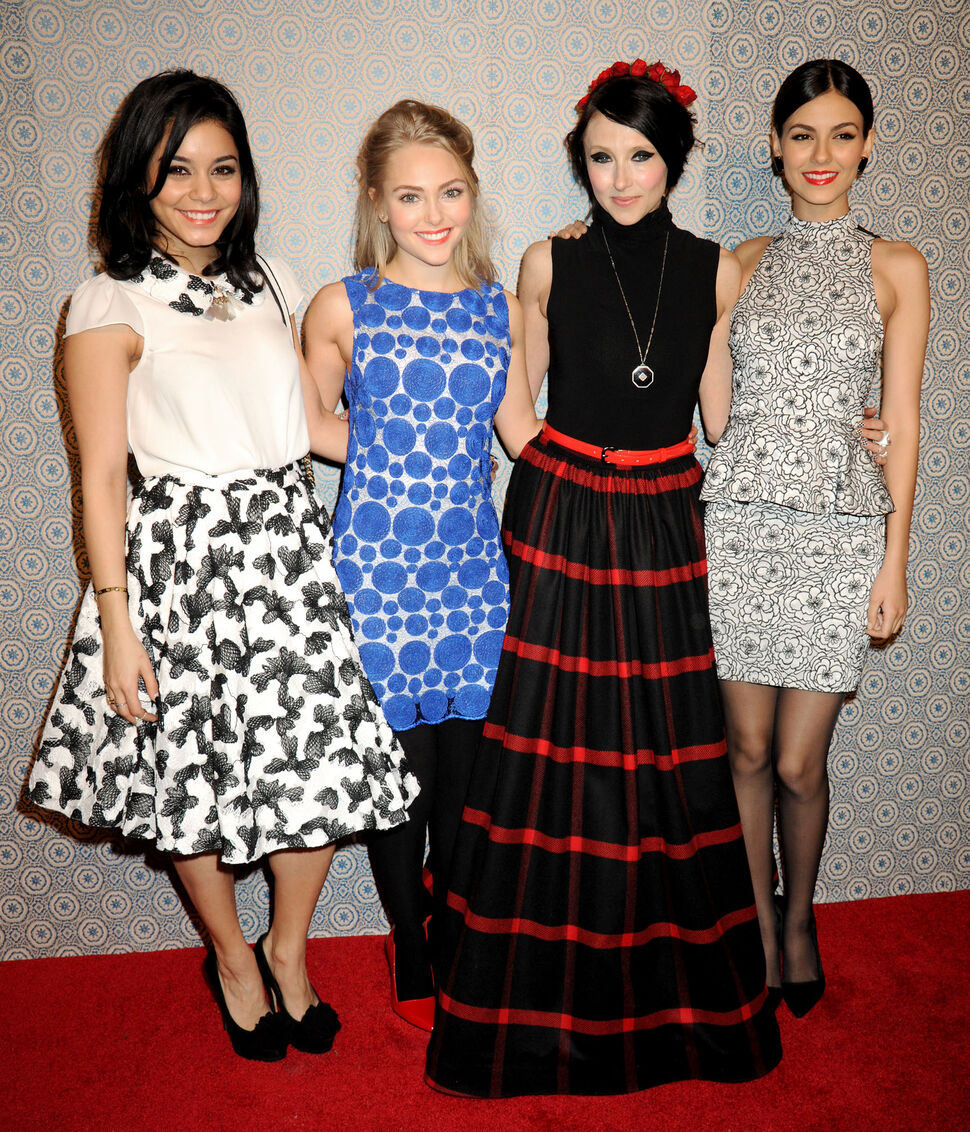 Звезды на Неделе моды в Нью-Йорке