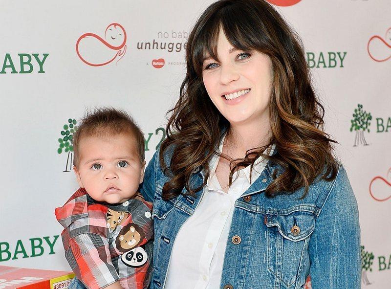 Зоуи Дешанель поменяла актерскую карьеру на воспитание детей