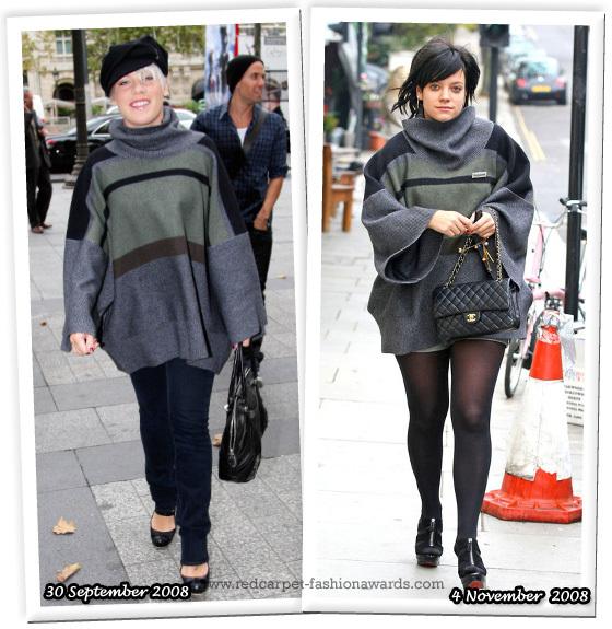 Fashion battle:Пинк и Лили Аллен