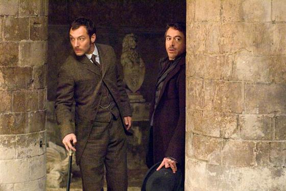 Кадры из фильма «Шерлок Холмс»