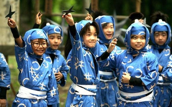 В Голливуде экранизируют «Детей-ниндзя»