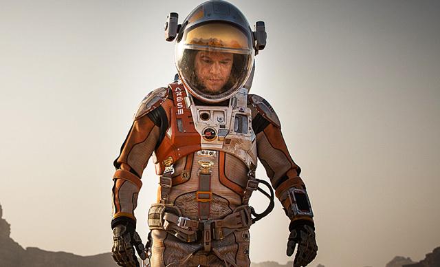 «Марсианин» поборется за «Золотой глобус» в номинации «Лучшая комедия»