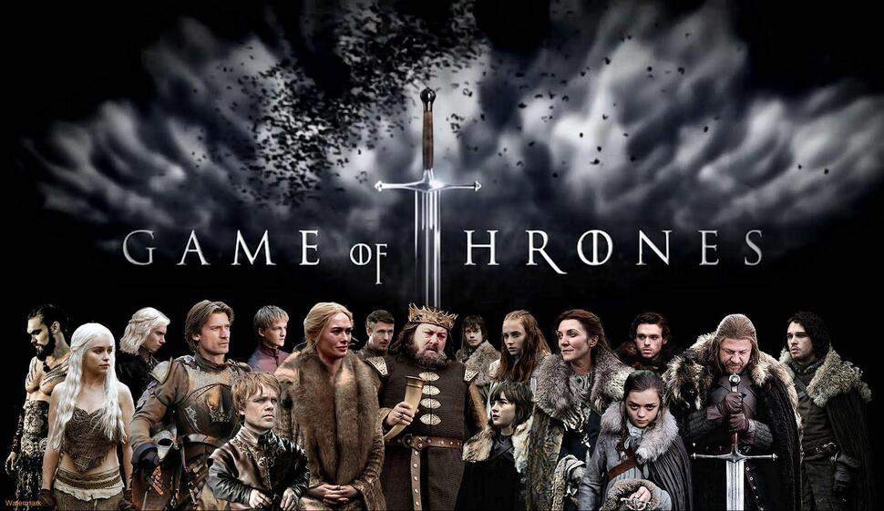 «Игру престолов» продлили на 5 и 6 сезоны