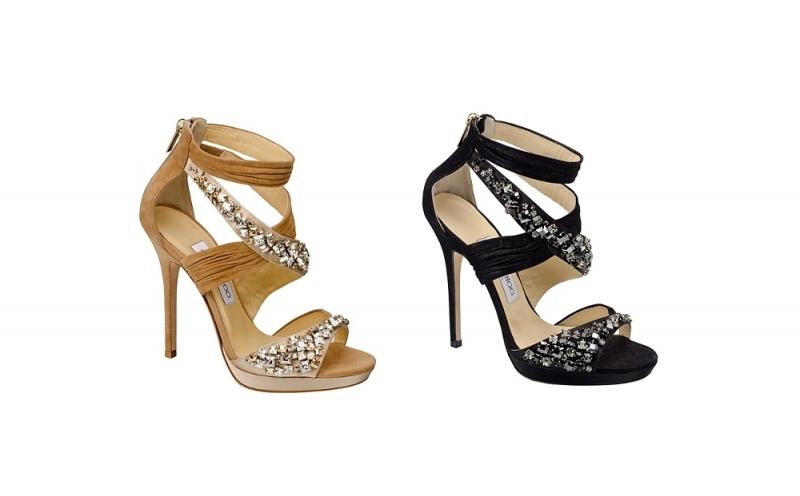 Пре-коллекция обуви Jimmy Choo. Осень 2012