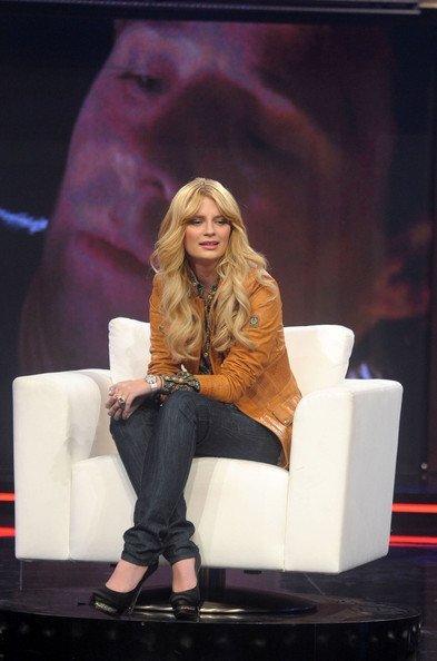 """Миша Бартон на итальянском ТВ: """"Я снова готова творить!"""""""