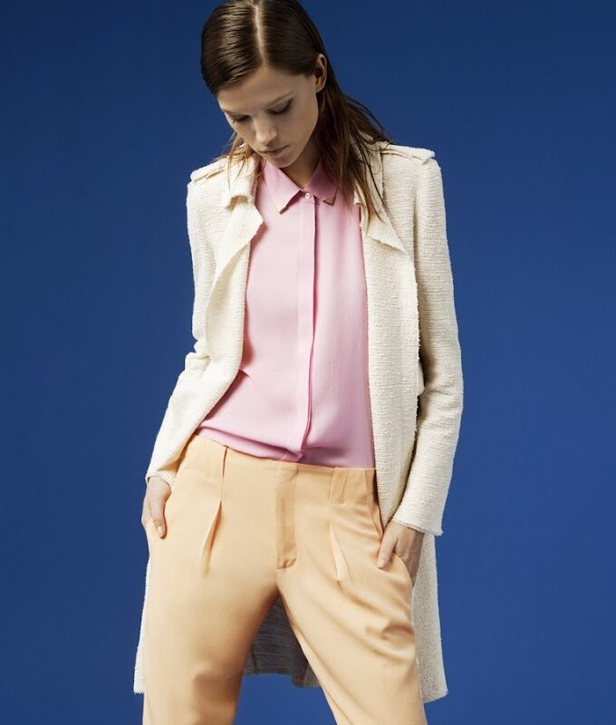 Новый lookbook от Zara. Март 2012
