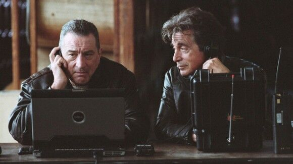 Роберт Де Ниро и Аль Пачино снова сыграют вместе