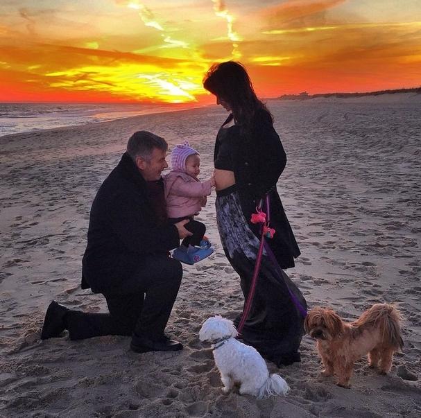 Алек и Хилария Болдуин ждут второго ребенка