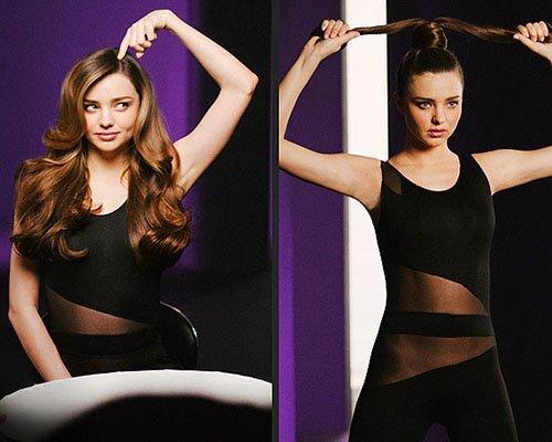 Миранда Керр в рекламе Clear Scalp & Hair