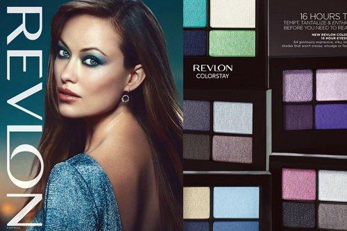 Эмма Стоун и Оливия Уайлд в рекламной кампании Revlon: первый взгляд