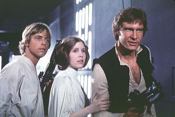 Трио из «Звездных войн» вернется в седьмой эпизод